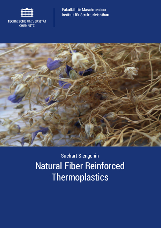 Cover: Natural Fiber Reinforced Thermoplastics