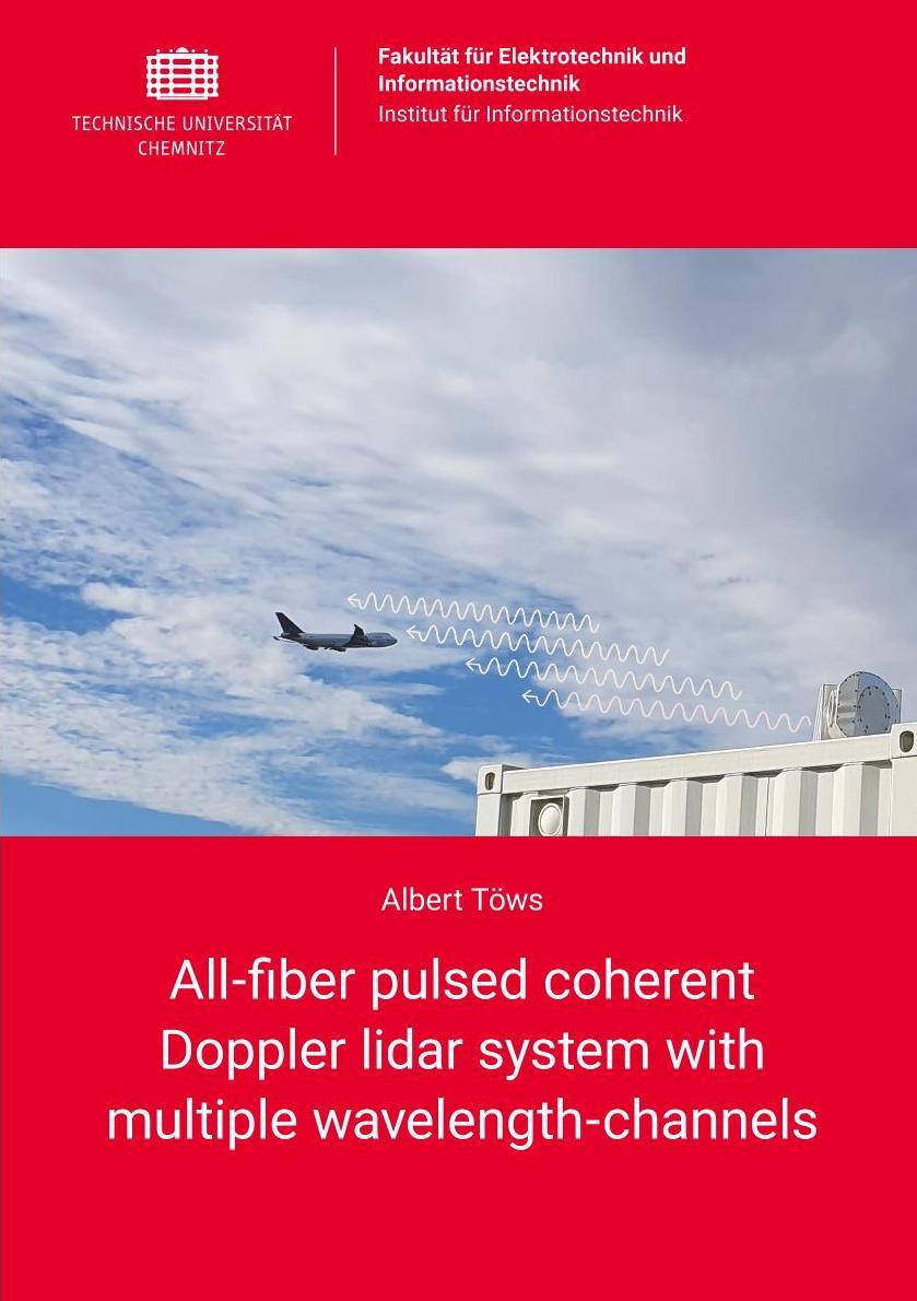Cover: All-fiber pulsed coherent Doppler lidar system with multiple wavelength-channels