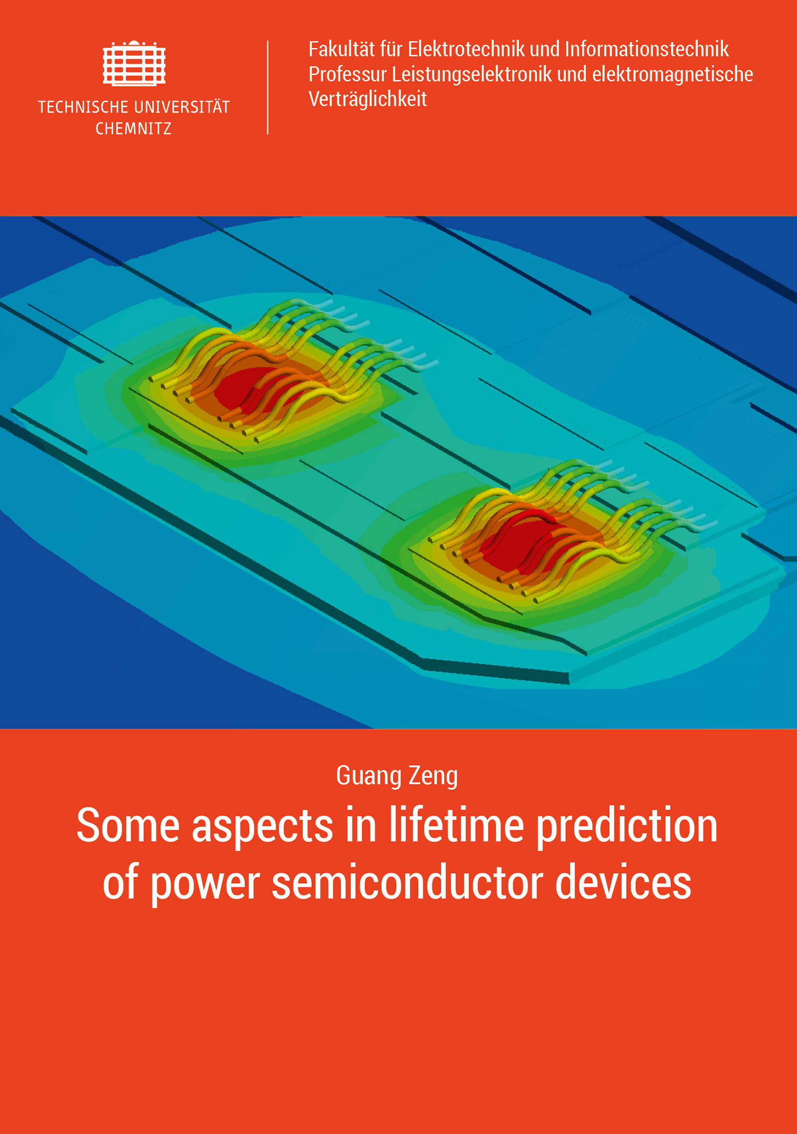 Cover: Some aspects in lifetime prediction of power semiconductor devices